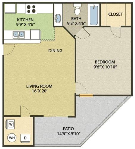 Floor Plan  Prairie