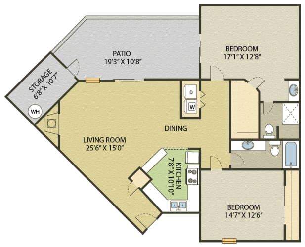 Floor Plan  Timber