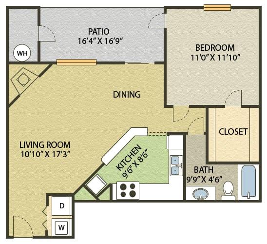 Floor Plan  Wildwood