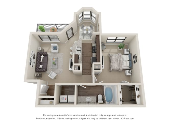 Floor Plan  Wayfarer
