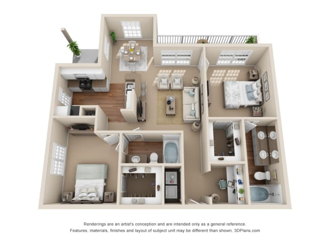Floor Plan  Sassafras