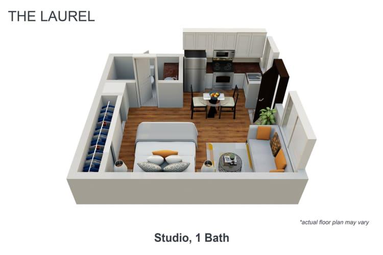 Floor Plan  Studio, opens a dialog.