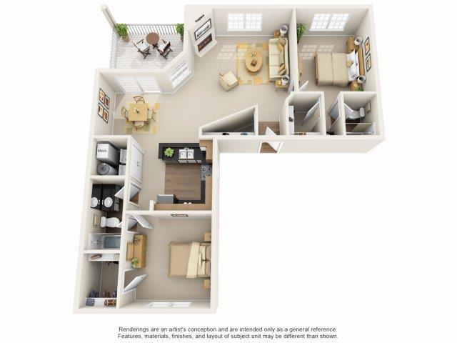 Floor Plan  Cypress, opens a dialog.