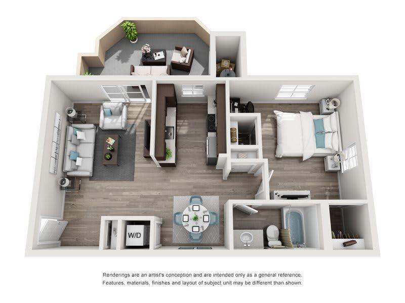 La Bello Floorplan