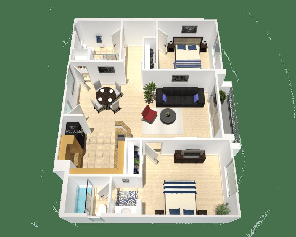 Verona Floor Plan Image