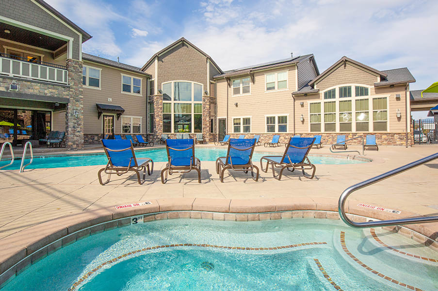 kids Swimming pool at San Moritz Apartments, Midvale, UT, 84047