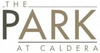 Park at Caldera Logo at Park at Caldera, Midland, 79705