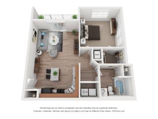 Floor Plan Starling