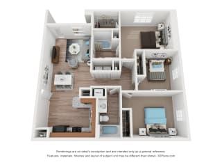 Floor Plan Wren