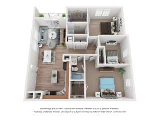 Floor Plan Robin