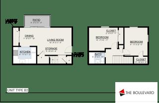Floor Plan B2R
