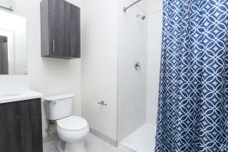 Floor Plan One bed/One bath - 712 sqft.