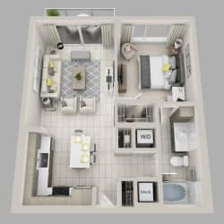 Floor Plan Fantasia - A6