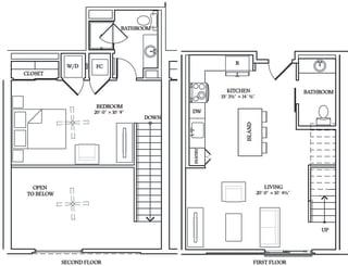 Floor Plan L03 (Loft)