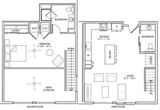 Floor Plan L07 (Loft)