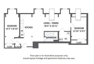 B13 floor plan