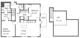 Floor Plan B10