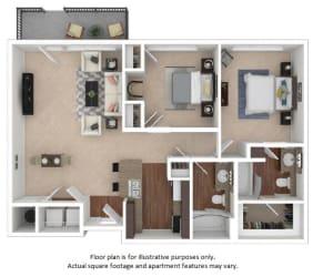 Floor Plan 23F