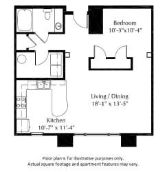 Floor Plan 40E