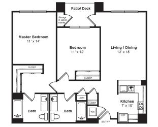 Floor Plan Valentia