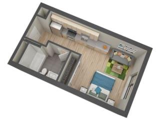 Floor Plan Bancroft