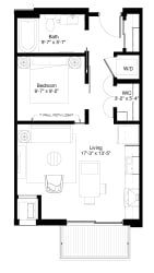 Floor Plan Basswood
