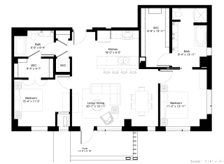 Floor Plan Butternut