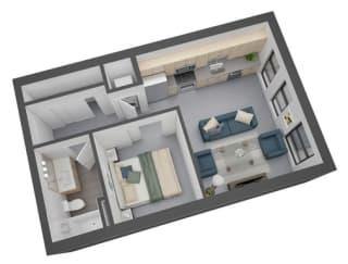 Floor Plan Fulton