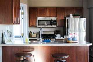The Twin Kitchen