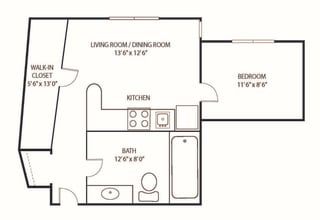 Floor Plan Lilac