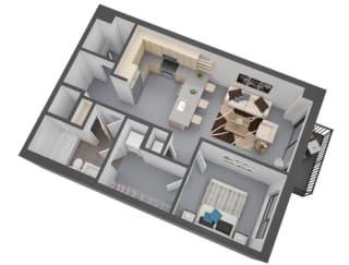 Floor Plan Lowry
