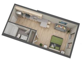Floor Plan Northrup