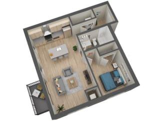 Floor Plan Ventura