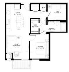 Floor Plan White Oak