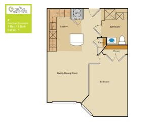 Floor Plan F