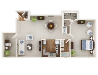 Floor Plan The Dulaney