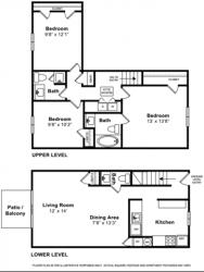 Floorplan at Windsor Ridge at Westborough, 1 Windsor Ridge Drive, Westborough, MA 1581
