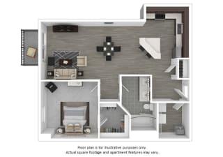 Tribeca floor plan