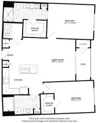 Floorplan At Domain by Windsor,1755 Crescent Plaza, Houston