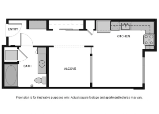 S2 Floor Plan at South Park by Windsor