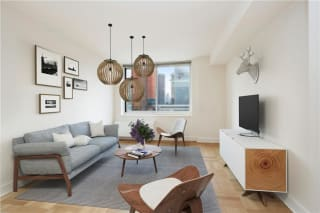 Spacious Living Rooms at The Ashley, New York