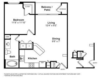 Floorplan at Windsor at Aviara