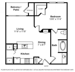 Silvano Floorplan at Windsor at Aviara
