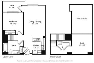 Floor Plan at Villa Montanaro,203 Coggins Drive Pleasant Hill