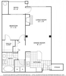 Aberdeen Floorplan at Reflections by Windsor