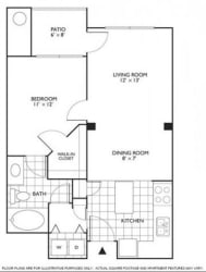 Albany Floorplan at Reflections by Windsor