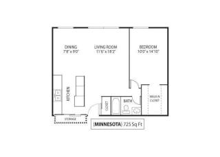 Floor Plan Minnesota