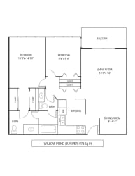 Floor Plan Juniper