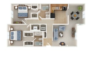 Floor Plan The Chester