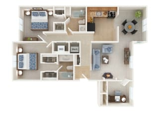 Floor Plan The Marine